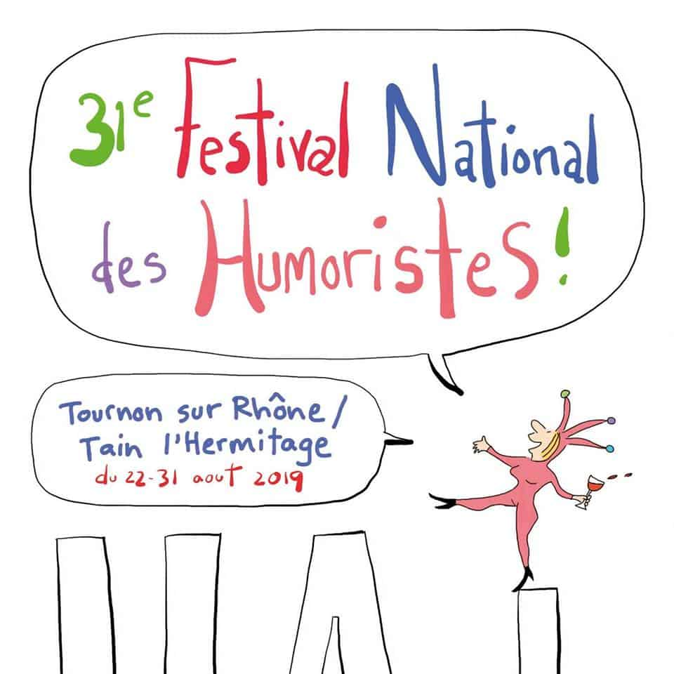 festival national des humoristes 2019
